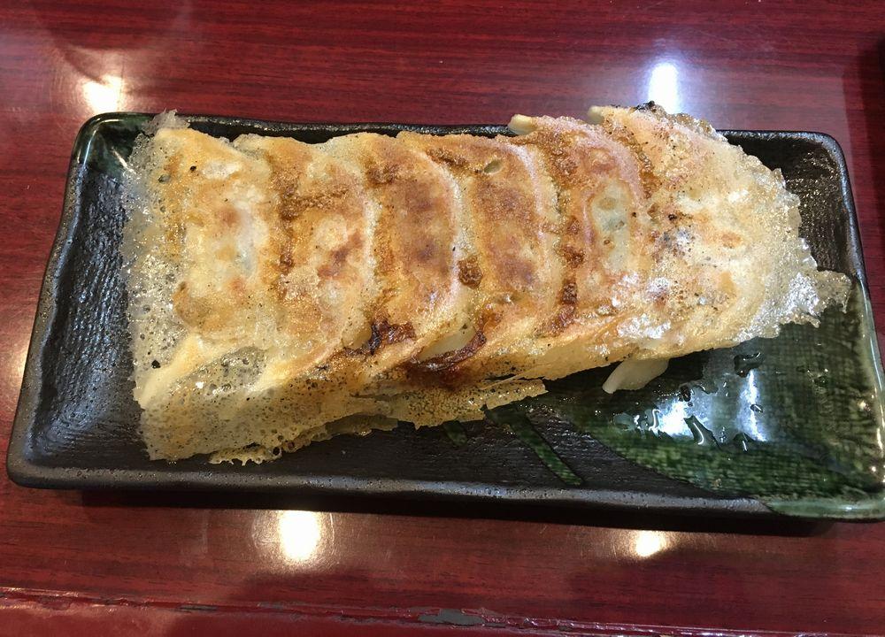 ひた焼きソバ 美味 mimi 餃子