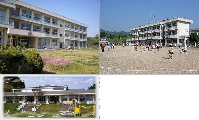 野津原地区小学校