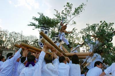 劔八幡宮春季例大祭