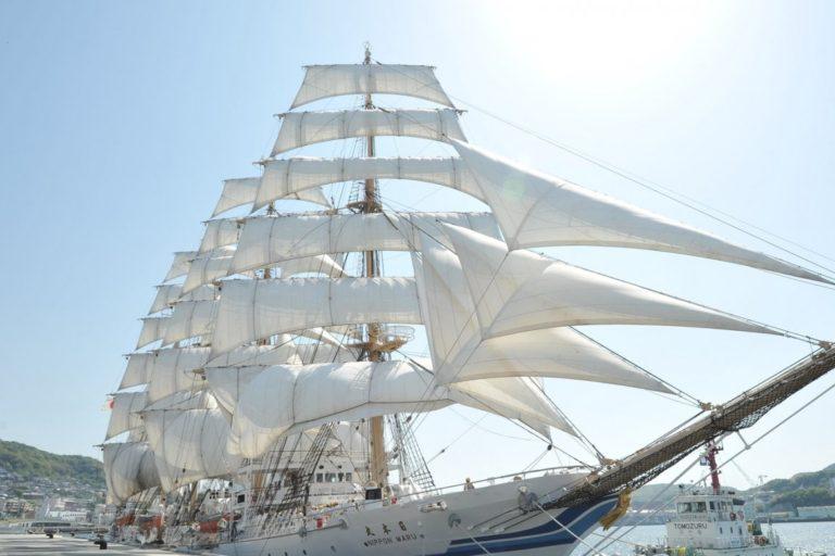 2018長崎帆船まつり