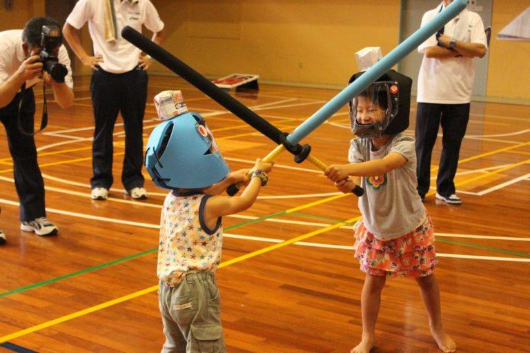 剣道・スポーツチャンバラ大会