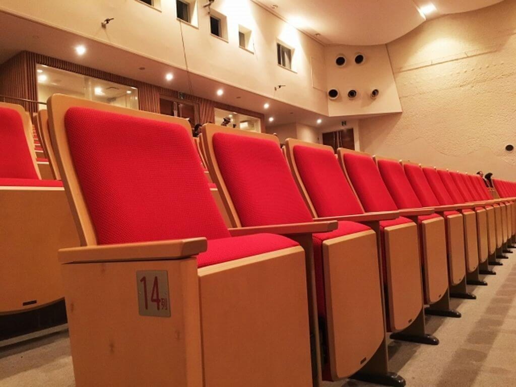 コンサートホールイメージ