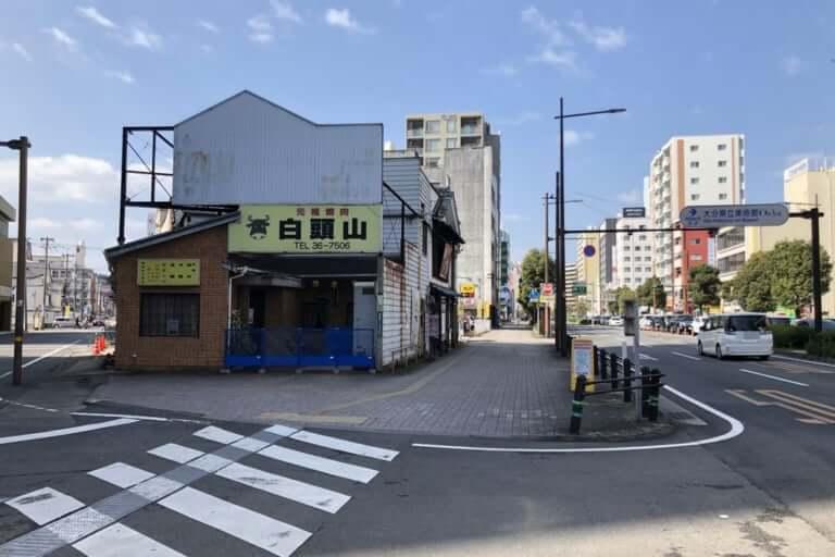 【大分市】大分駅前の焼肉店「白頭山」が閉店していました!老舗の閉店を惜しむ声に、復活はあるのでしょうか!?