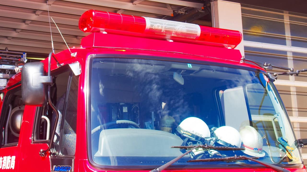 【大分市】大きな火の手が上がる、2019年7月1日(月)中戸次付近で火災が発生した模様です